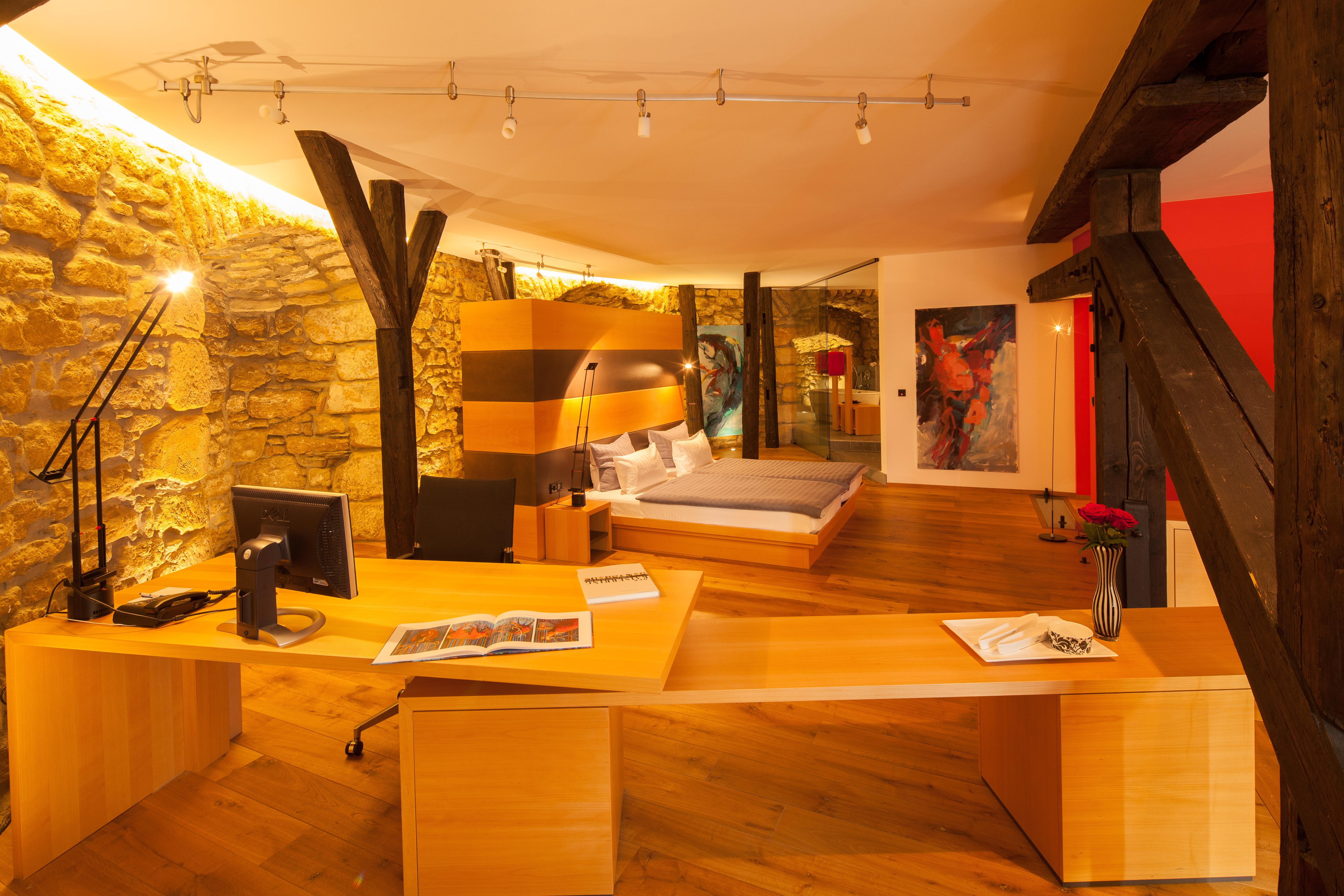 Hotel DER ACHTERMANN in Goslar - Kaisersuite