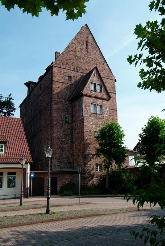 Die Burg Beverungen