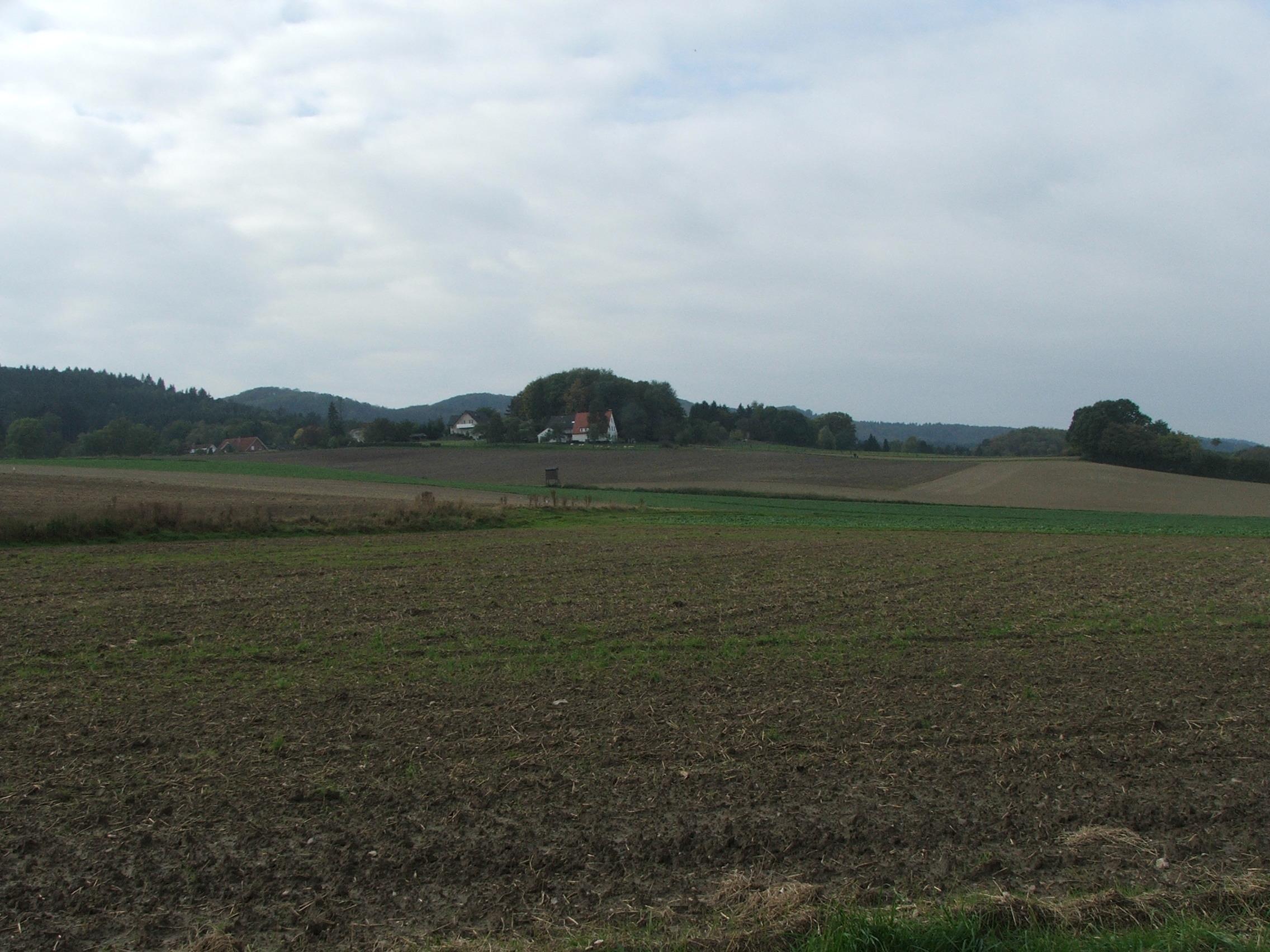 Blick auf den Sternberg