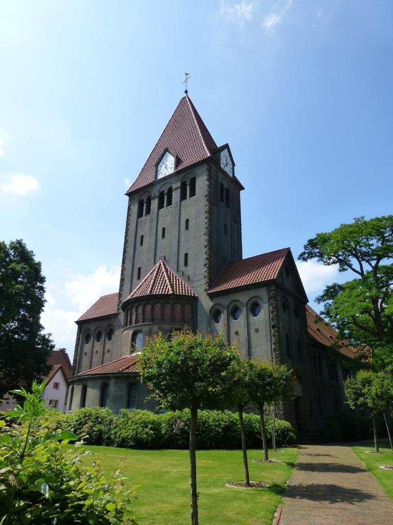 Christuskirche Obernbeck