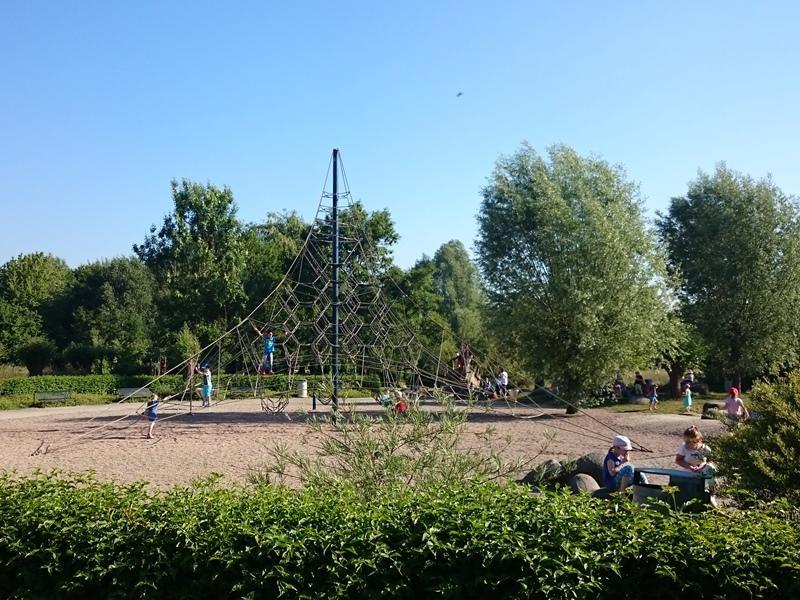 Spielplatz im Schloß- und Auenpark