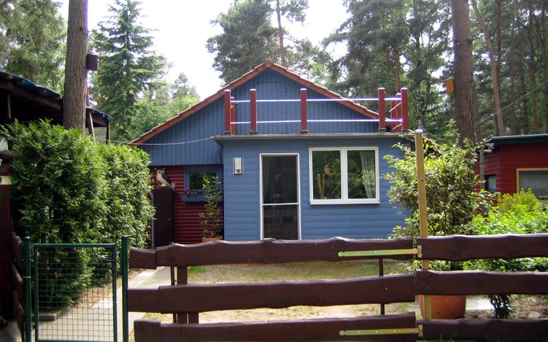 Campingplatz Waldesruh - Hütte