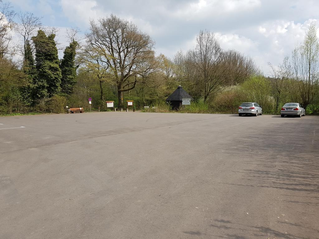 Wanderparkplatz `Schwarzer Brink`