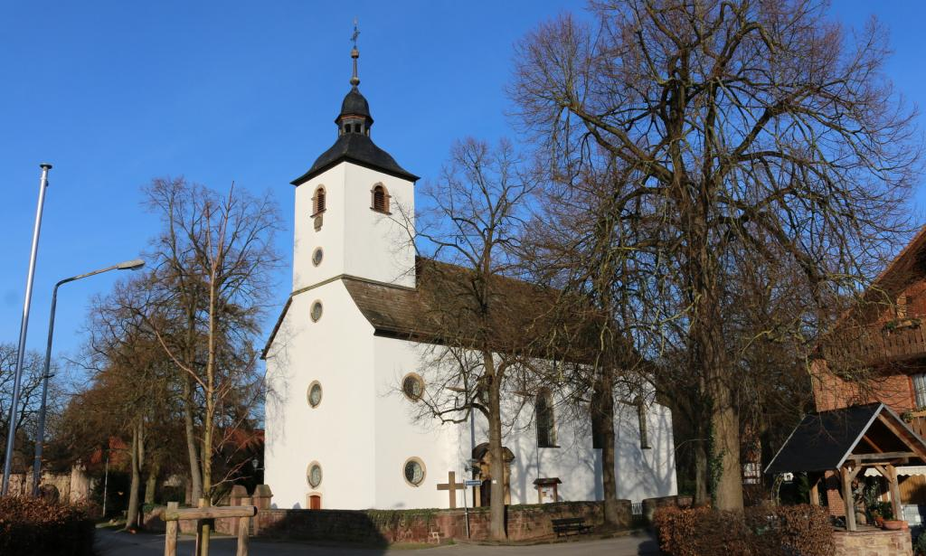 katholische Pfarrkirche hl.Familie Wehrden