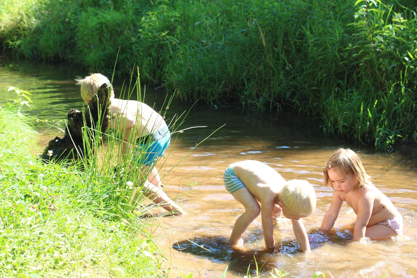 Wasserspielplatz Parkteil Nord
