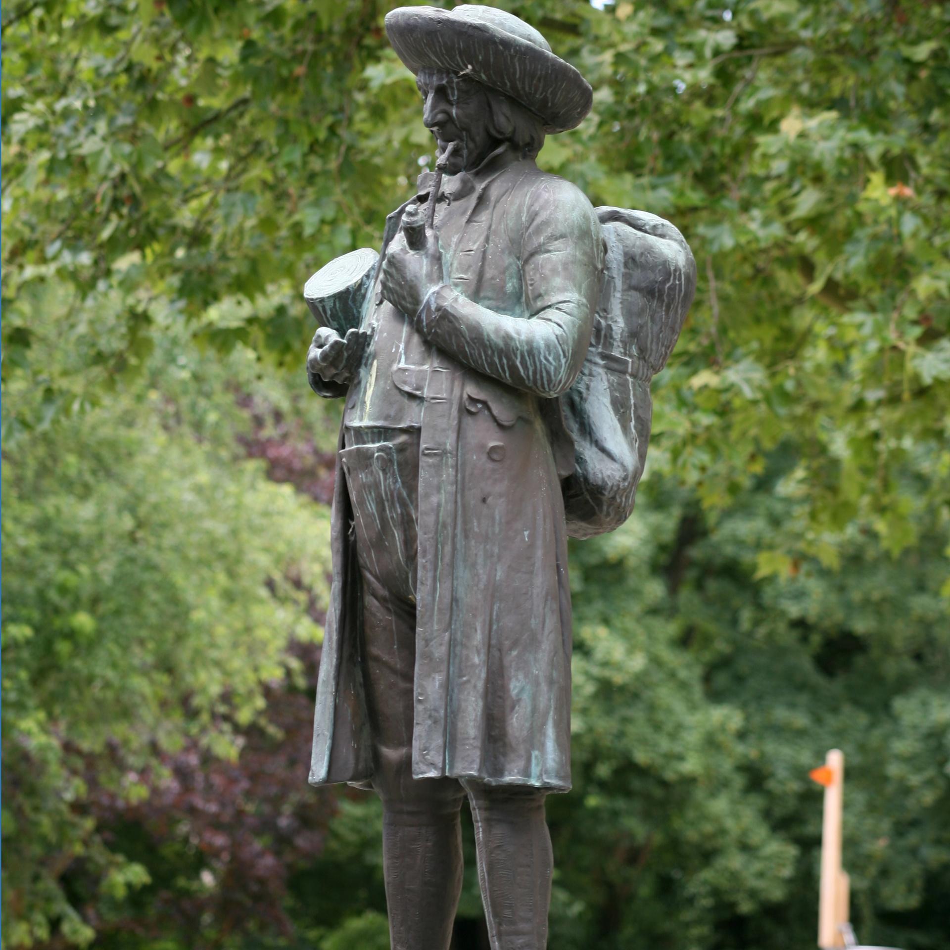Das Linnenbauer-Denkmal