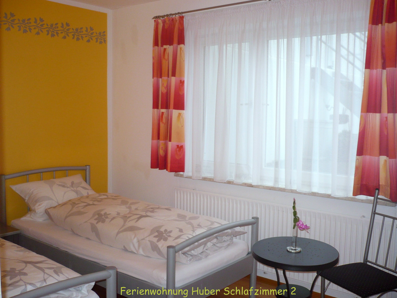 Ferienwohnung Huber, Schlafzimmer 2