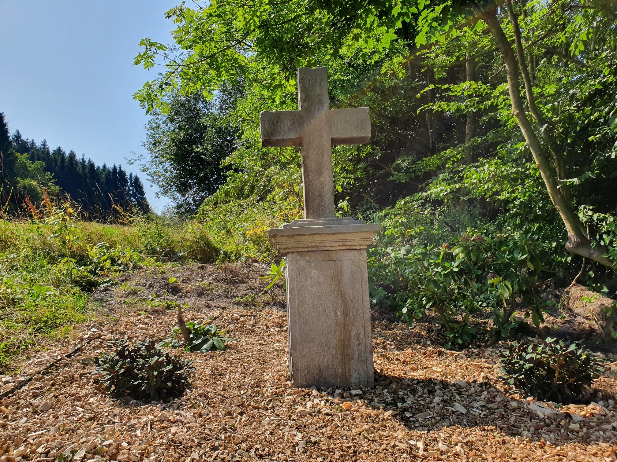 Kreuz am Bickelberg