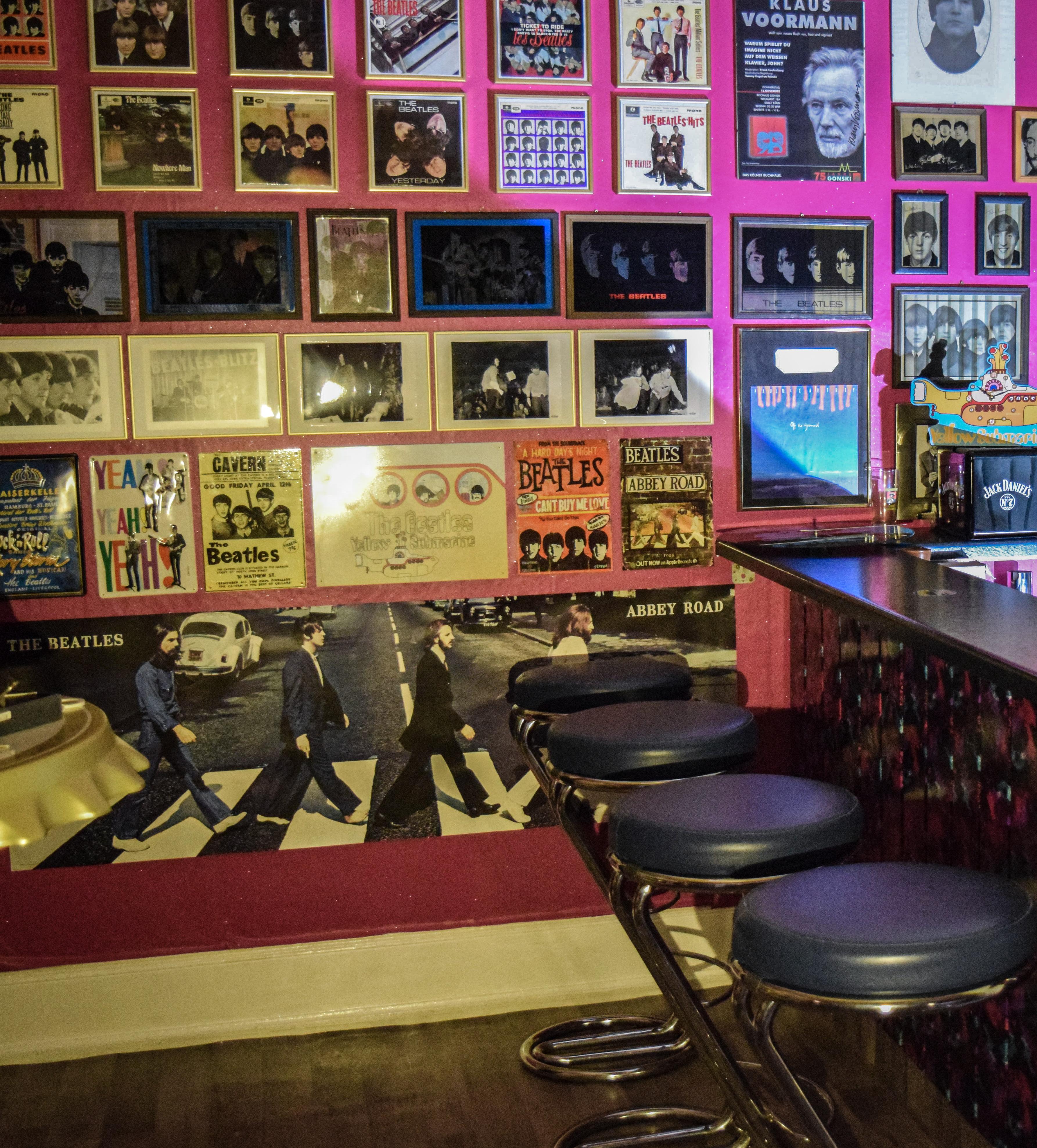 Museum Beatles