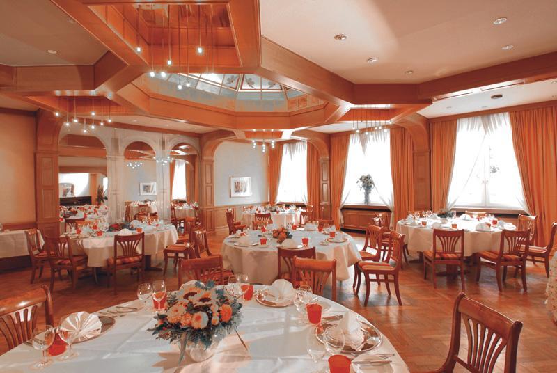 Restaurant im Hotel Brackweder Hof