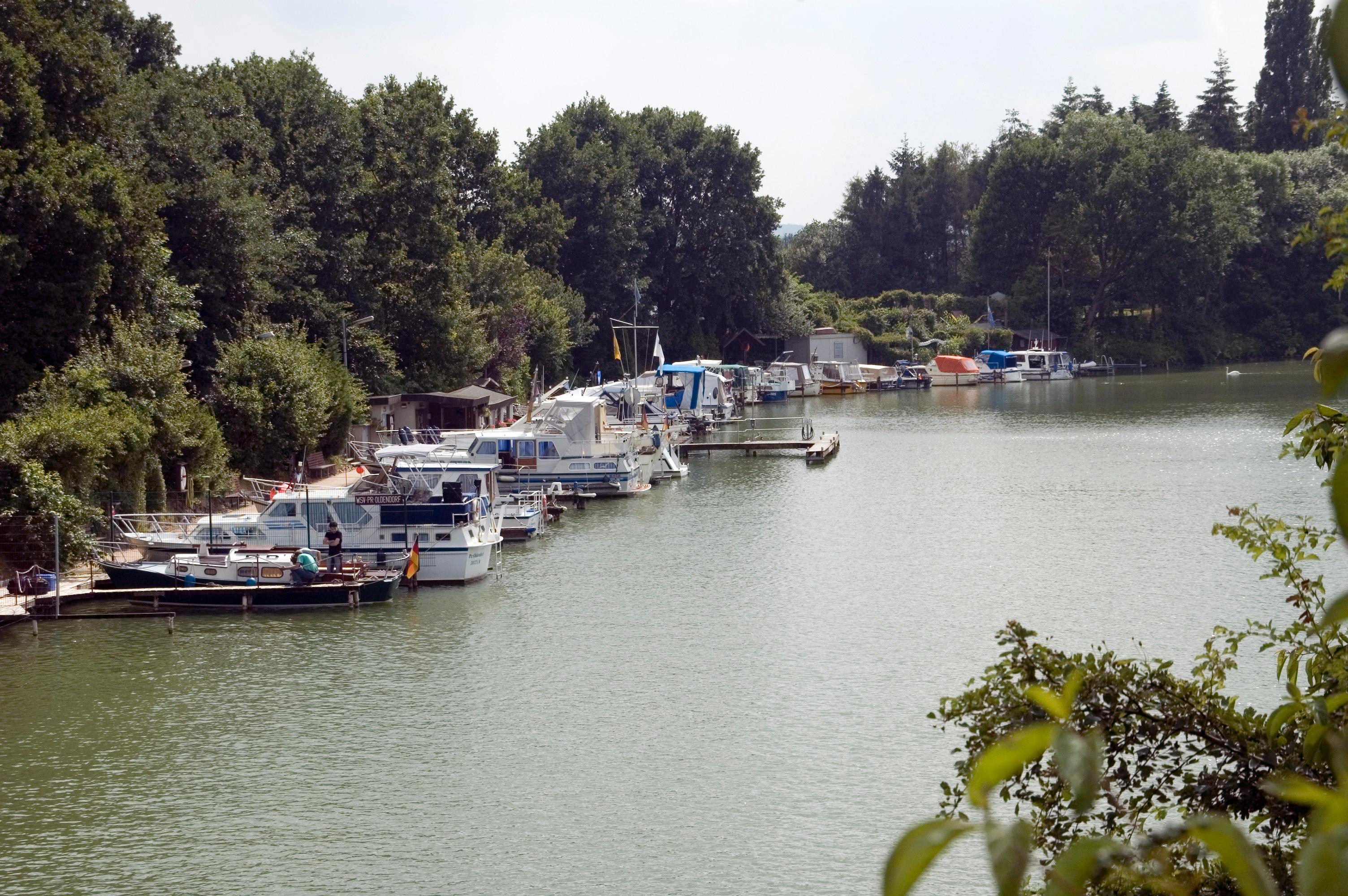 Yachthafen Preußisch Oldendorf