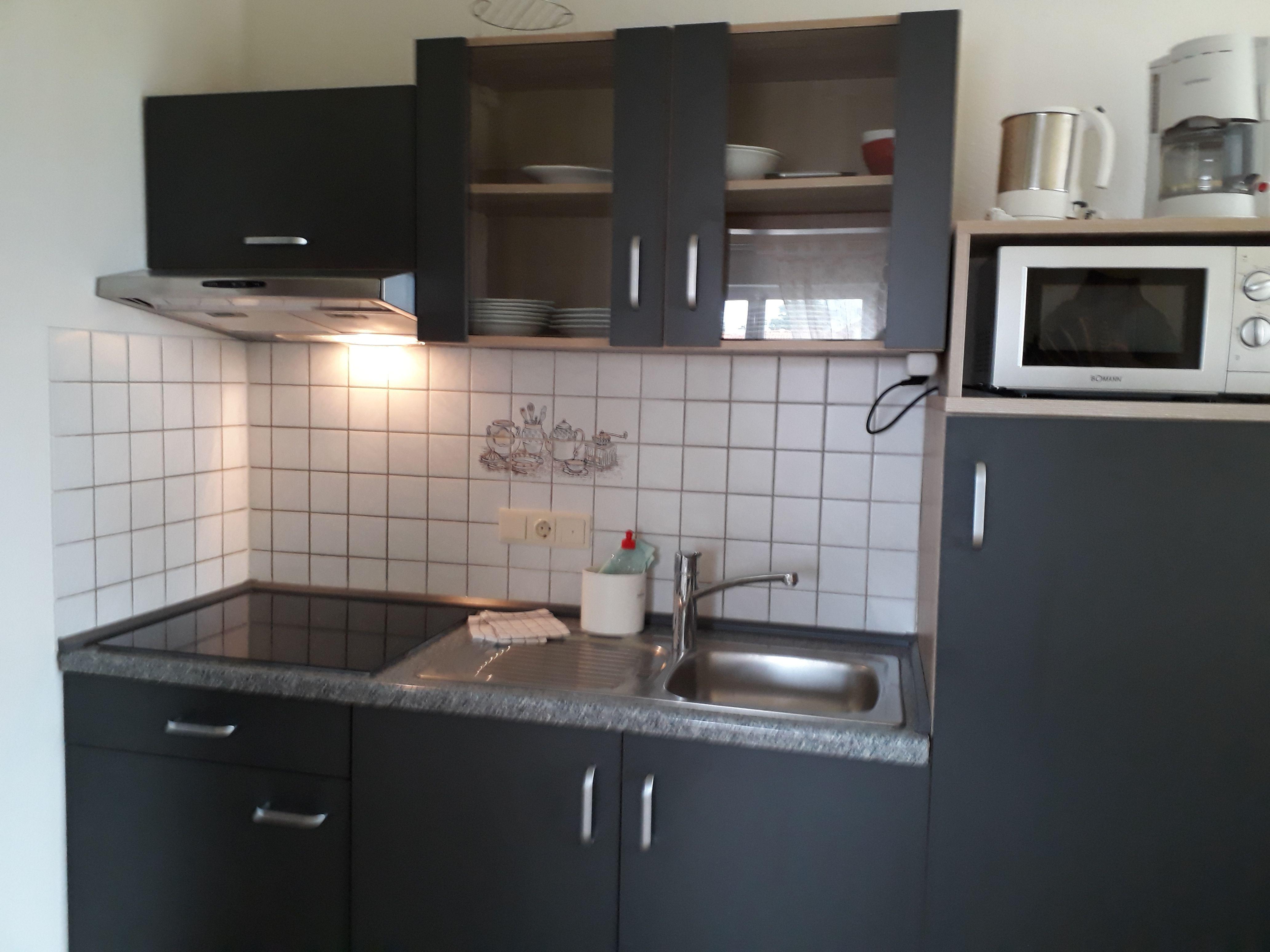 Dachgeschosswohnung 5, Küche