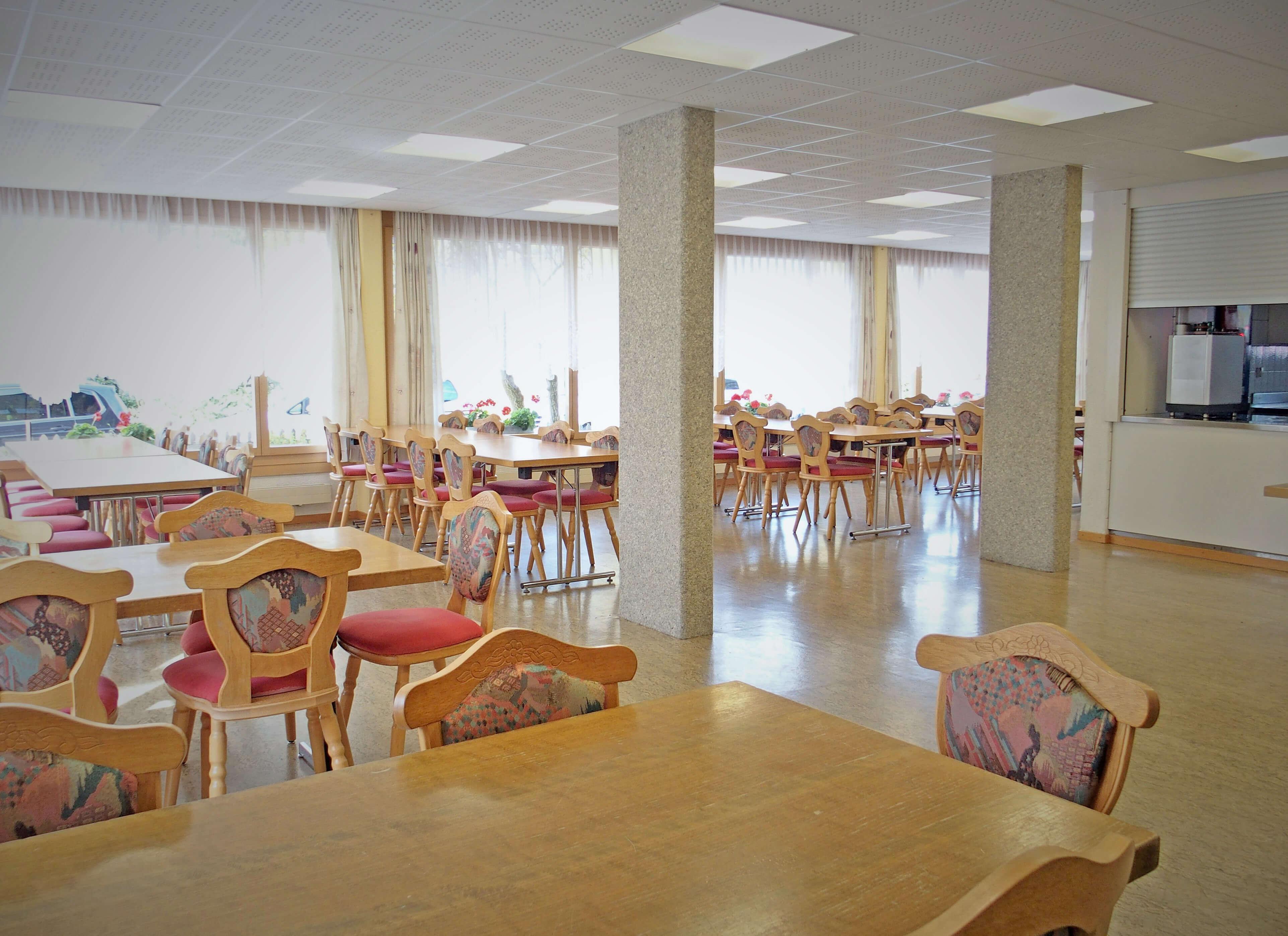 Speisesaal Eventlokal