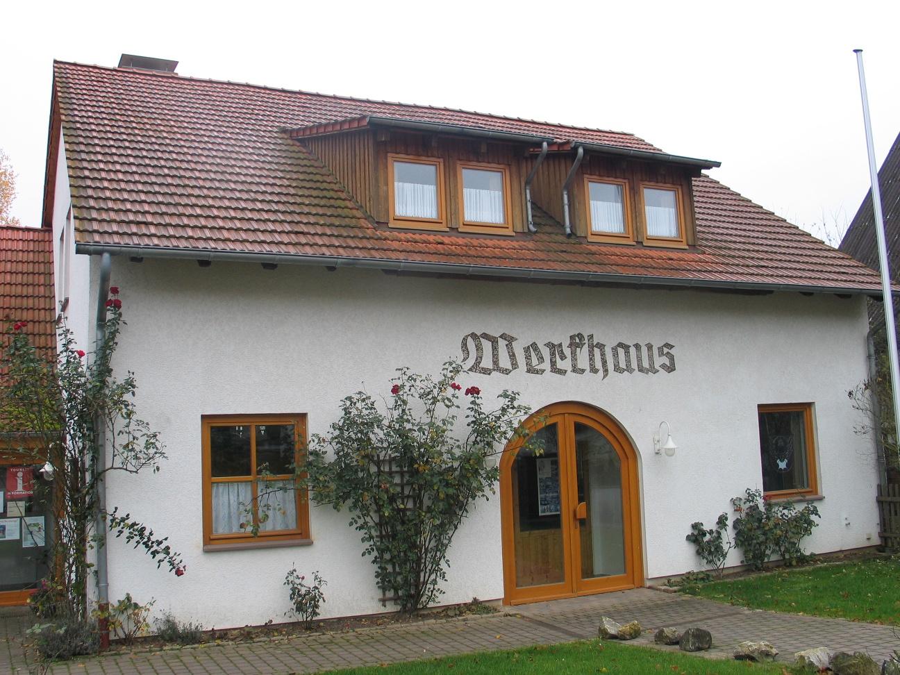 Werkhaus in Bellersen