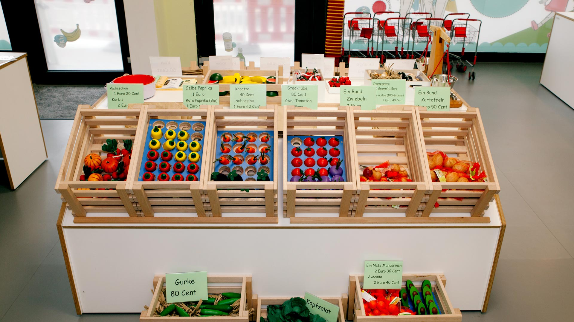 Ludwig Erhard Zentrum Lernsupermarkt