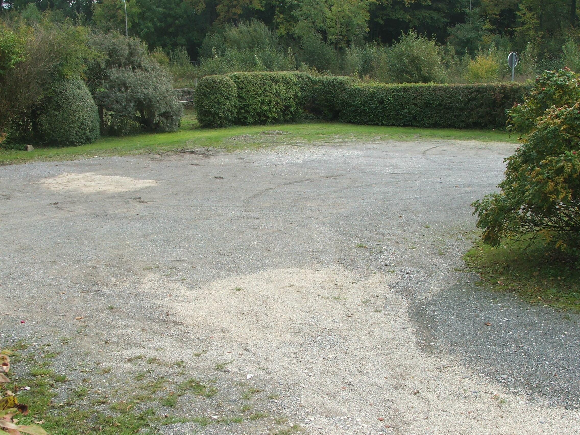 Parkplatz Hiddentrup