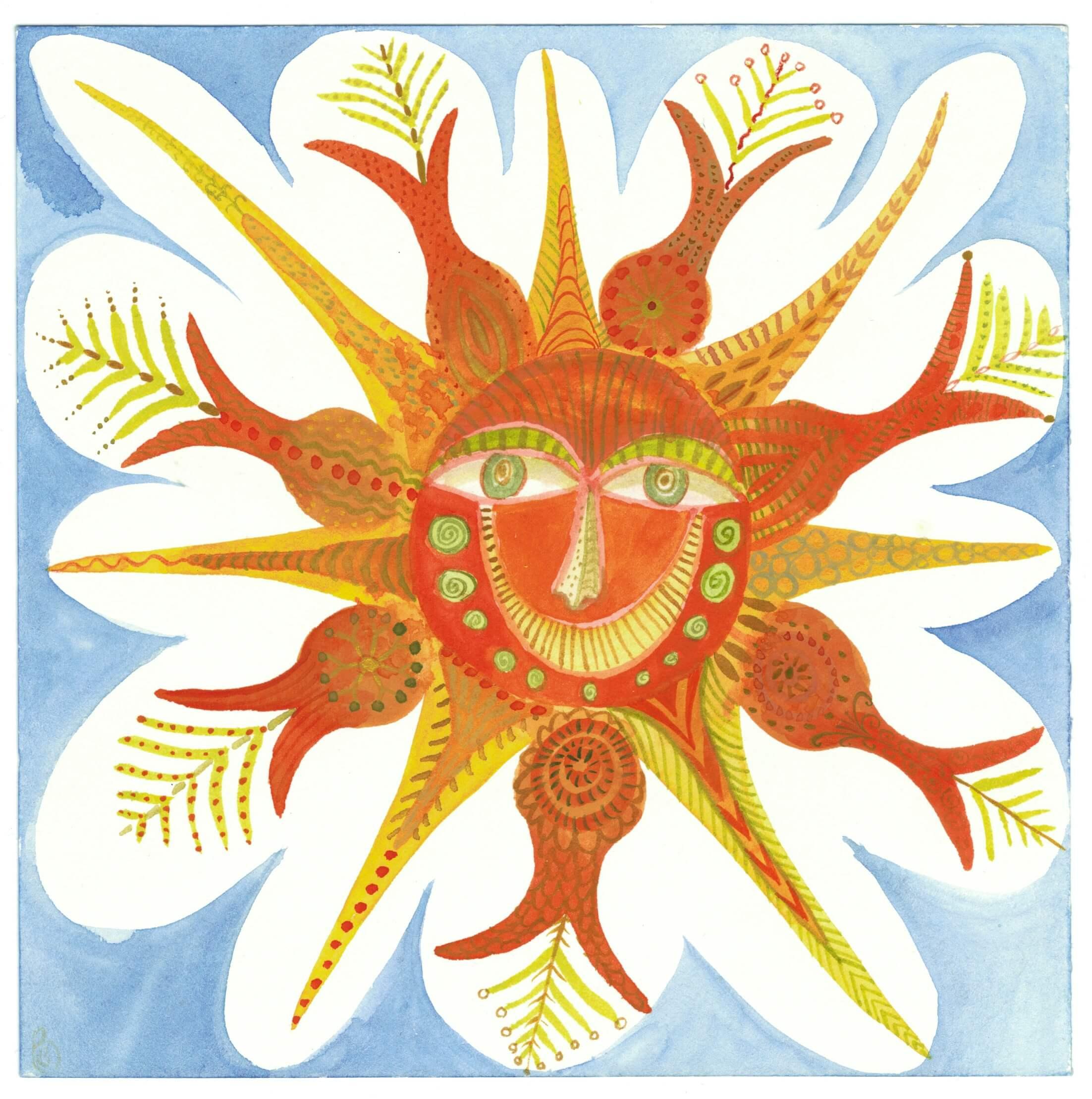 365² - Sonne