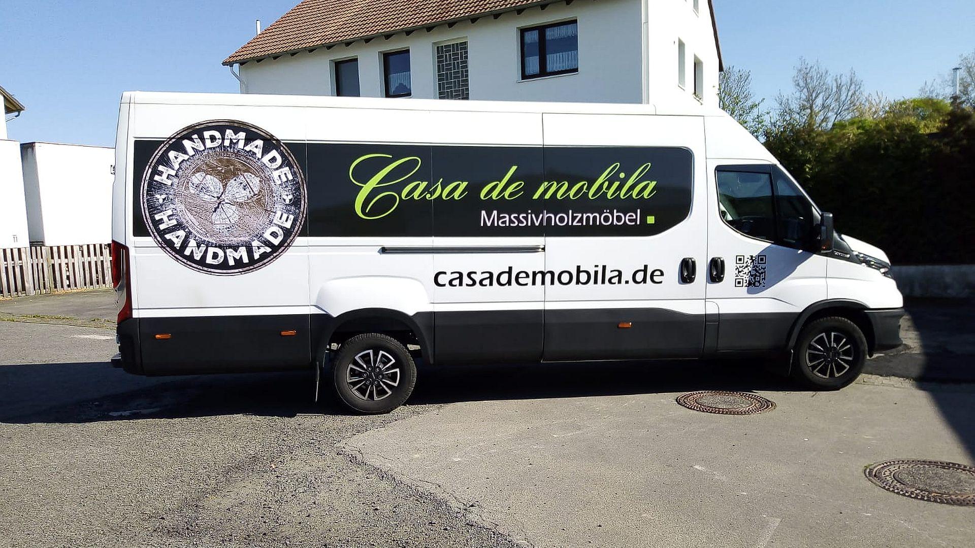 Casa de mobila Goslar