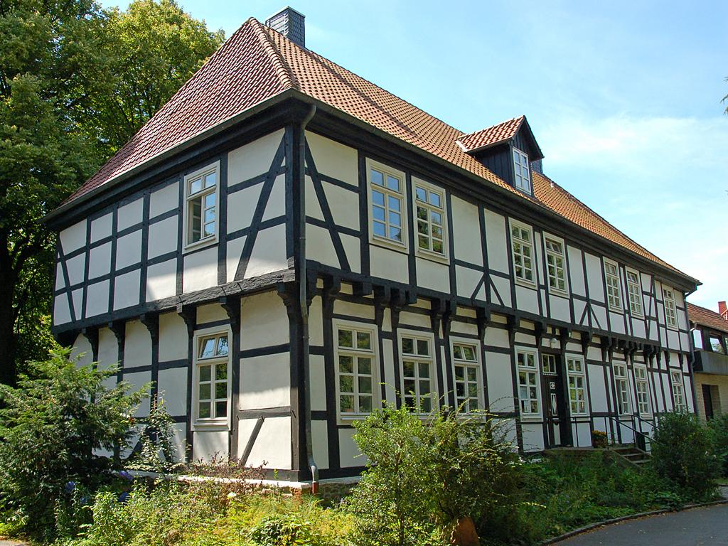 Herrenhaus in Stift Quernheim