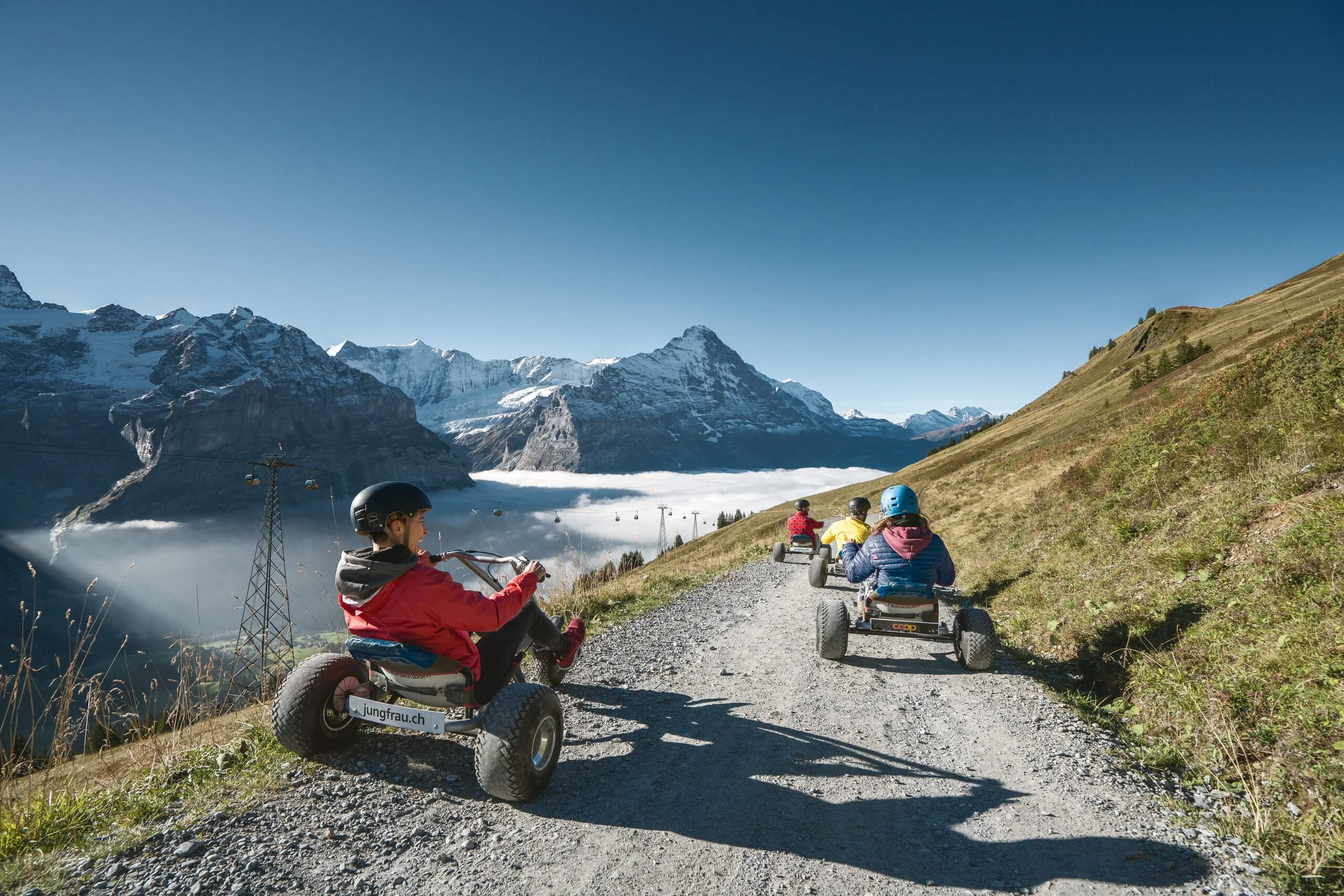 grindelwald-first-sommer-mountain-cart-eiger