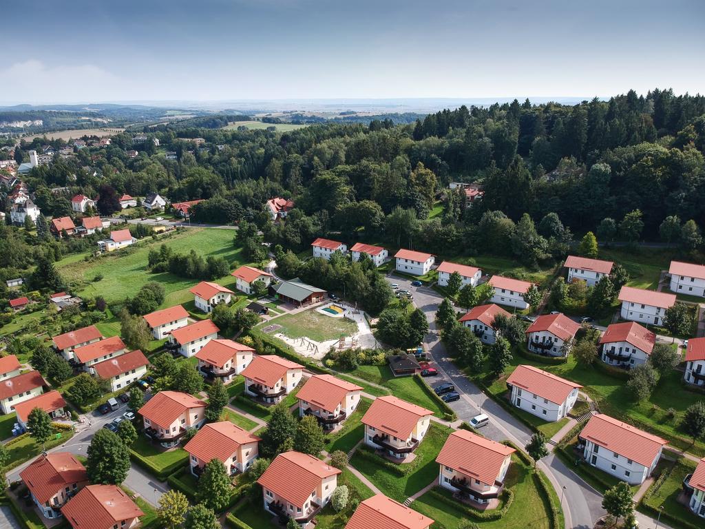 Landal Salztal Paradies Bad Sachsa - Ansicht von Oben