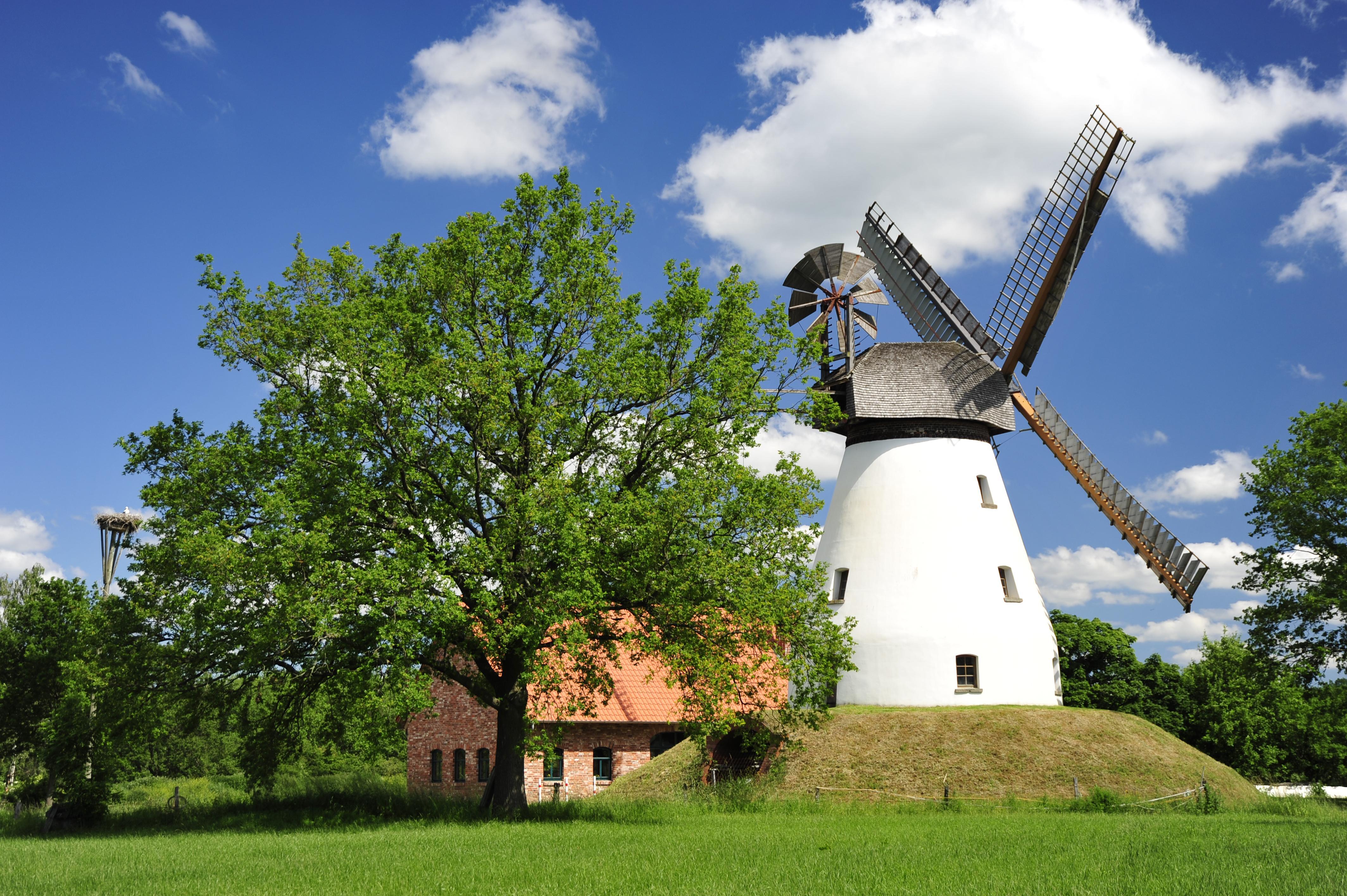 Windmühle Heimsen