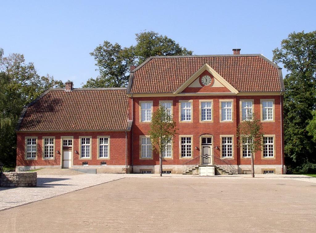 Kulturgut Haus Nottbeck in Oelde-Stromberg