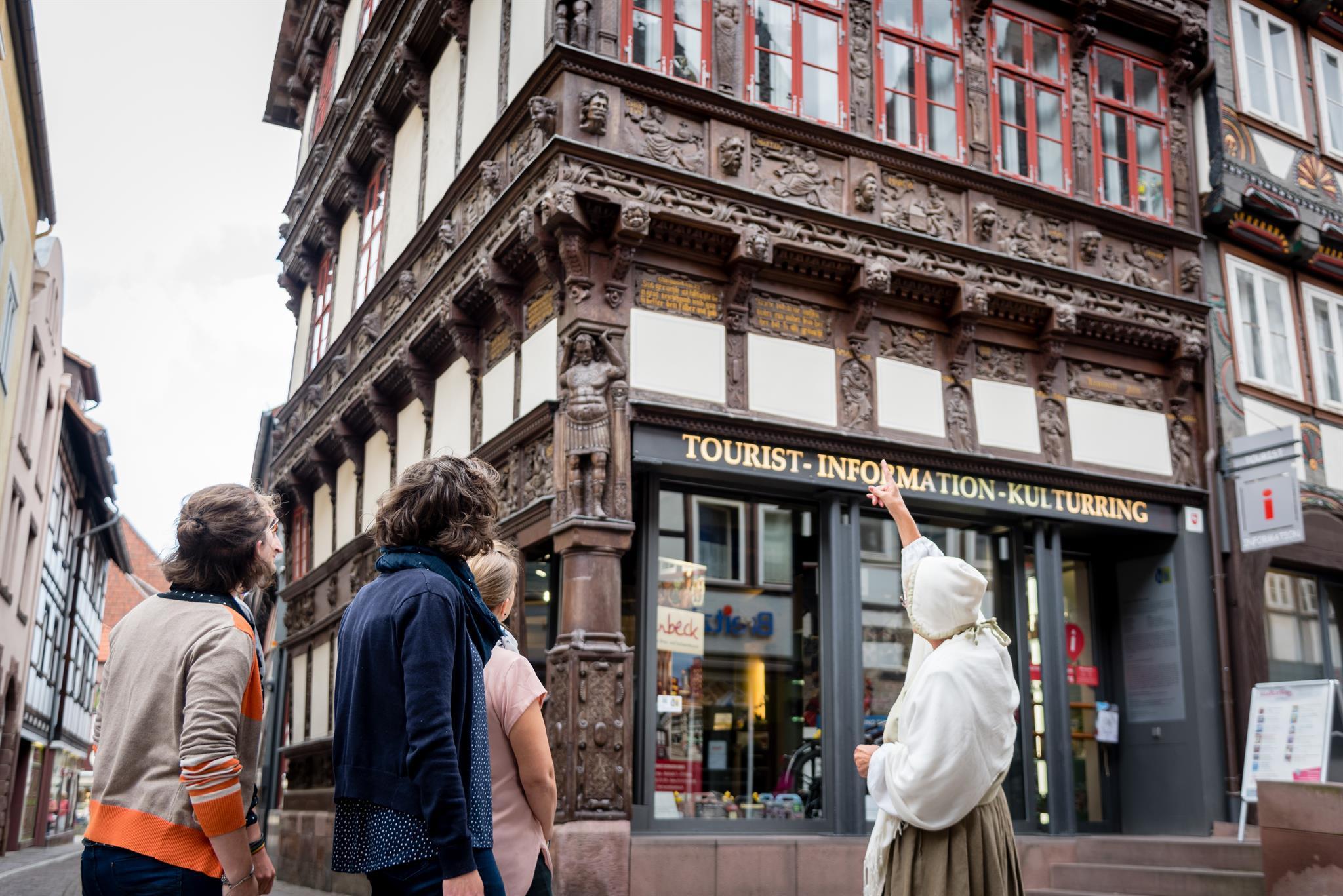 Tourist-Information im Eickeschen Haus_Stadtführung