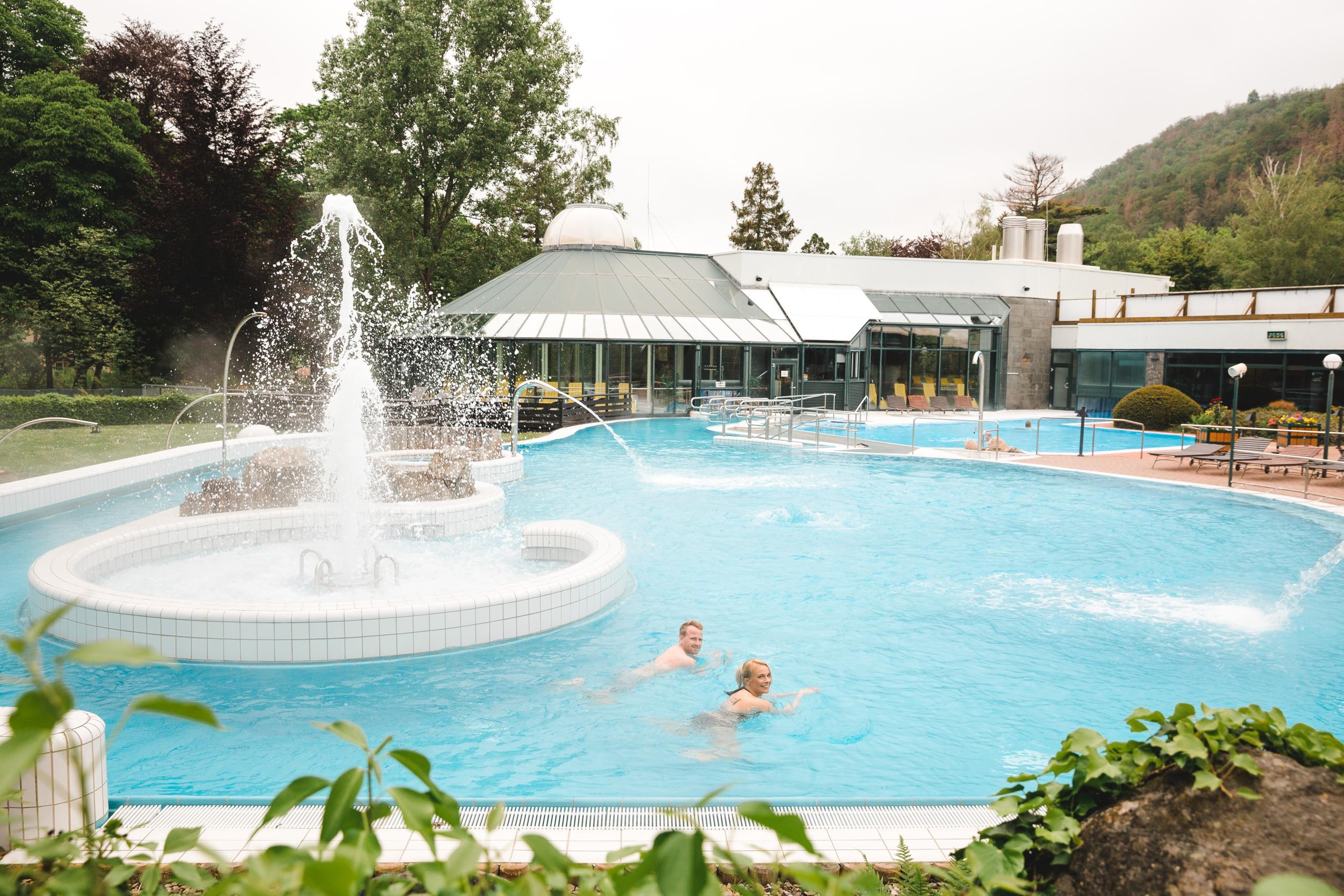 Bad Harzburger Sole-Therme mit Sauna-Erlebniswelt
