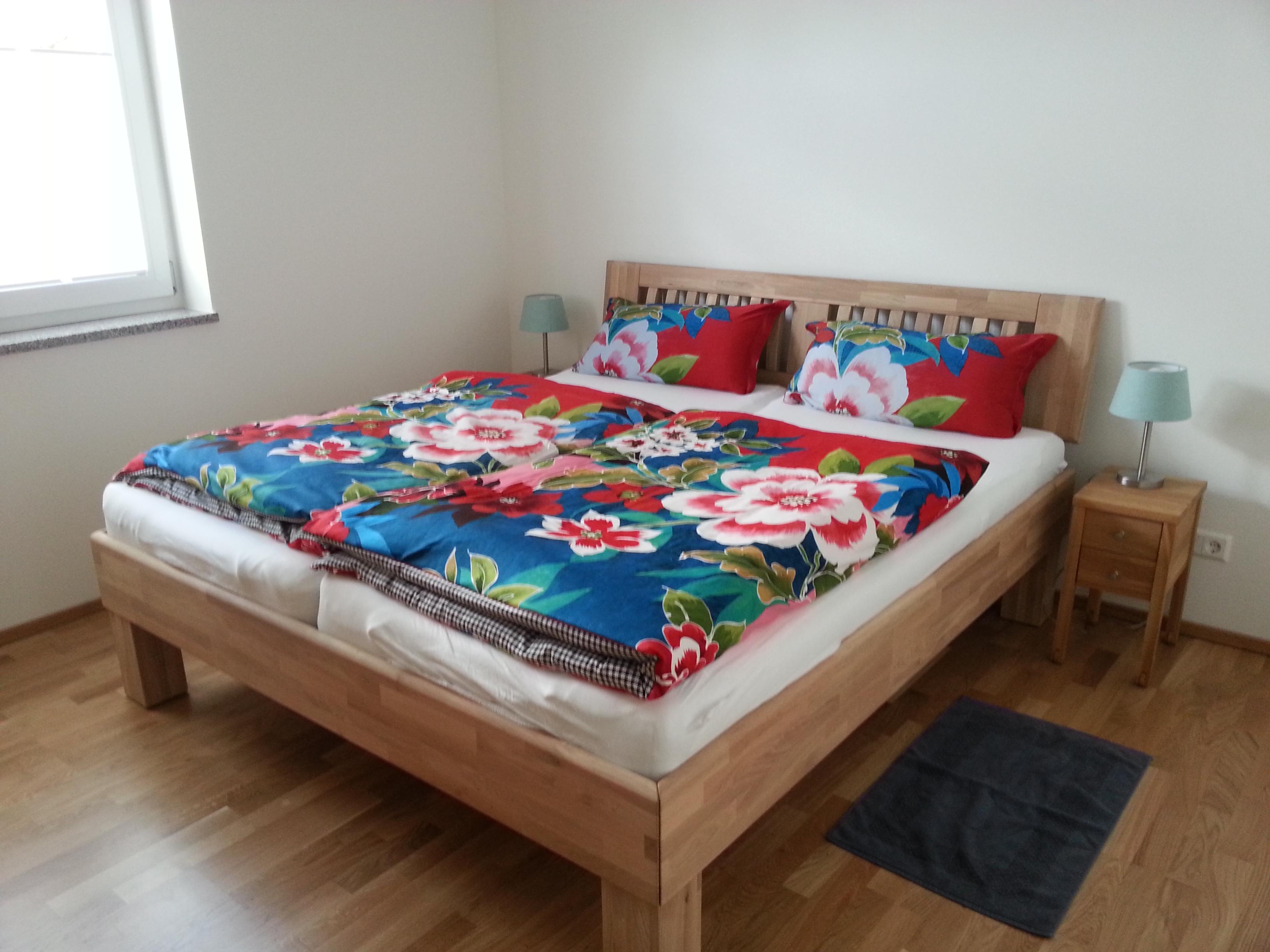 Wohnung 1, Schlafzimmer