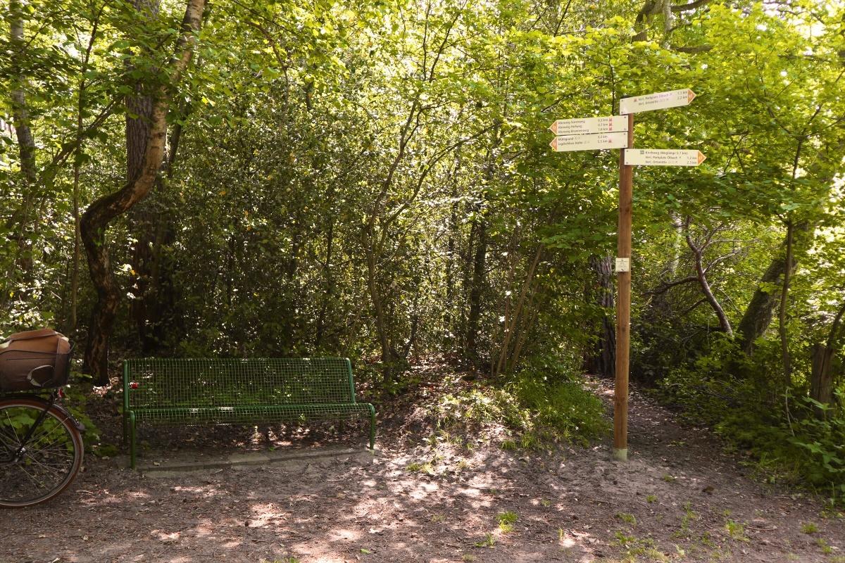 Rastplatz am Schlossweg