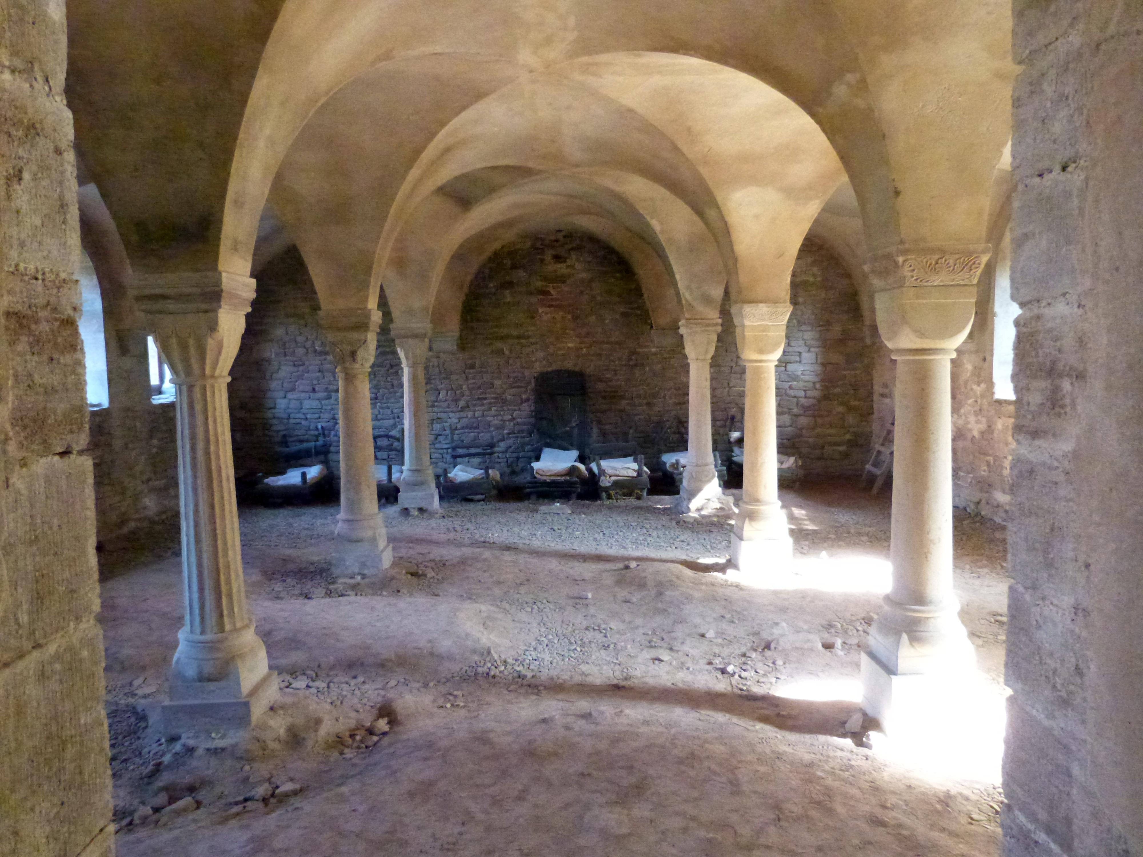 Kapitelsaal Kloster Ilsenburg