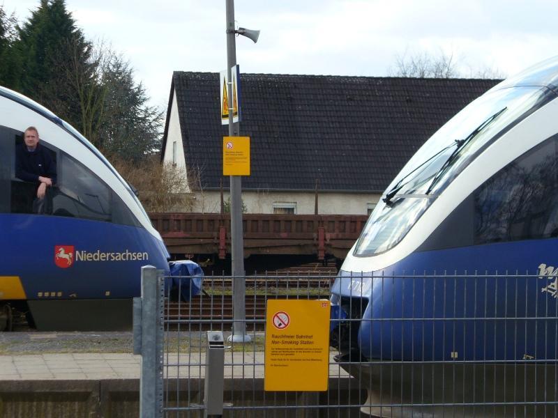 Bahnhof Paderborn-Sennelager