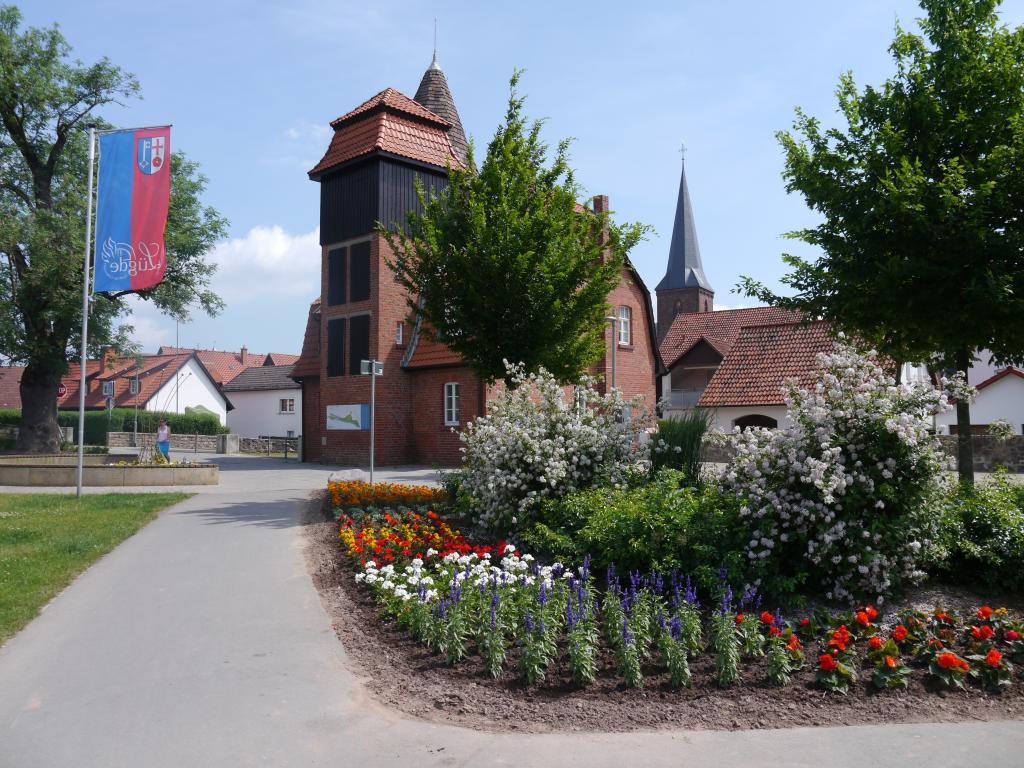Emmerauenpark mit Dechenheim
