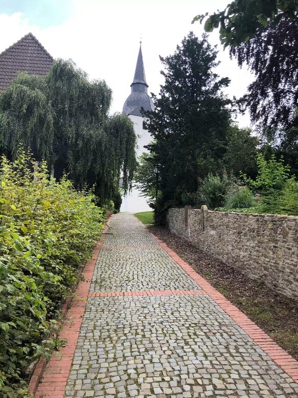 Kirche in Levern