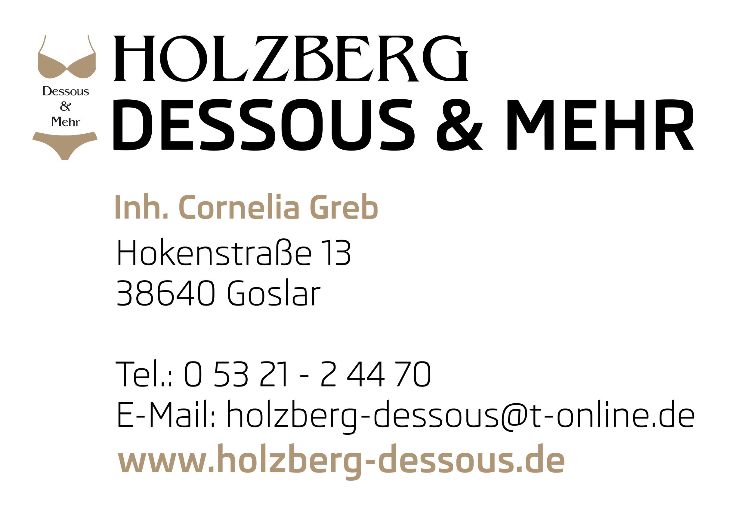 Holzberg Dessous & Mehr
