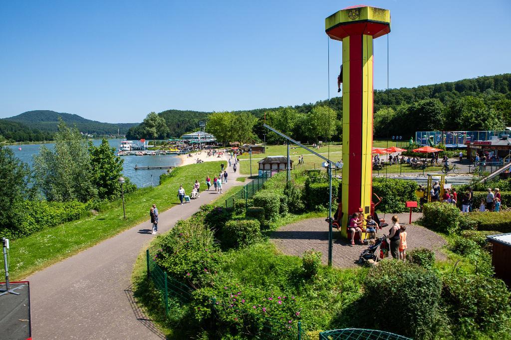 SchiederSee - Familien-Freizeitpark `Funtastico`