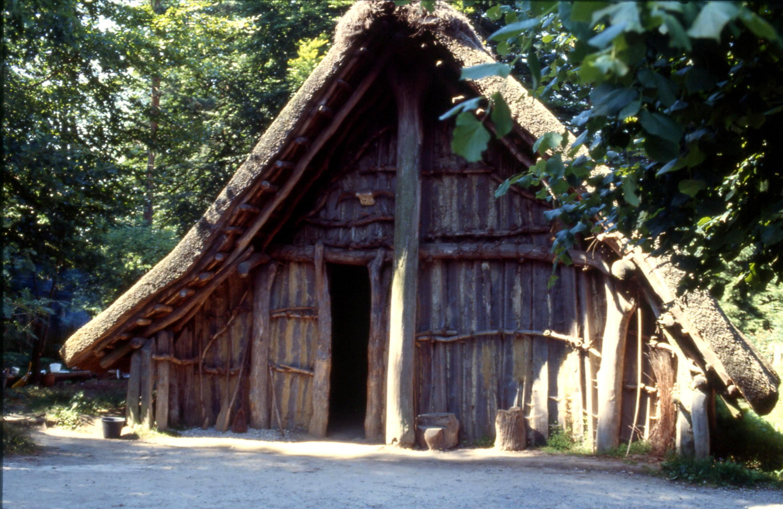 Archäologisches Freilichtmuseum Oerlinghausen - Langhaus