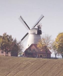 Windmühle Struckhof in Schnathorst