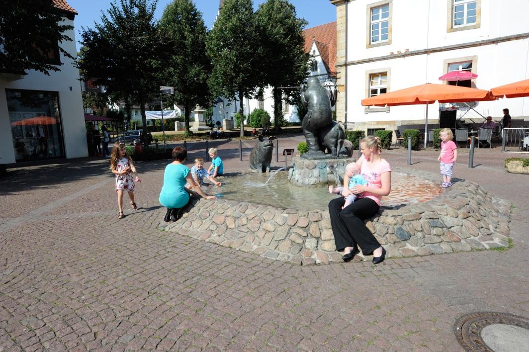 Wurstträgerbrunnen