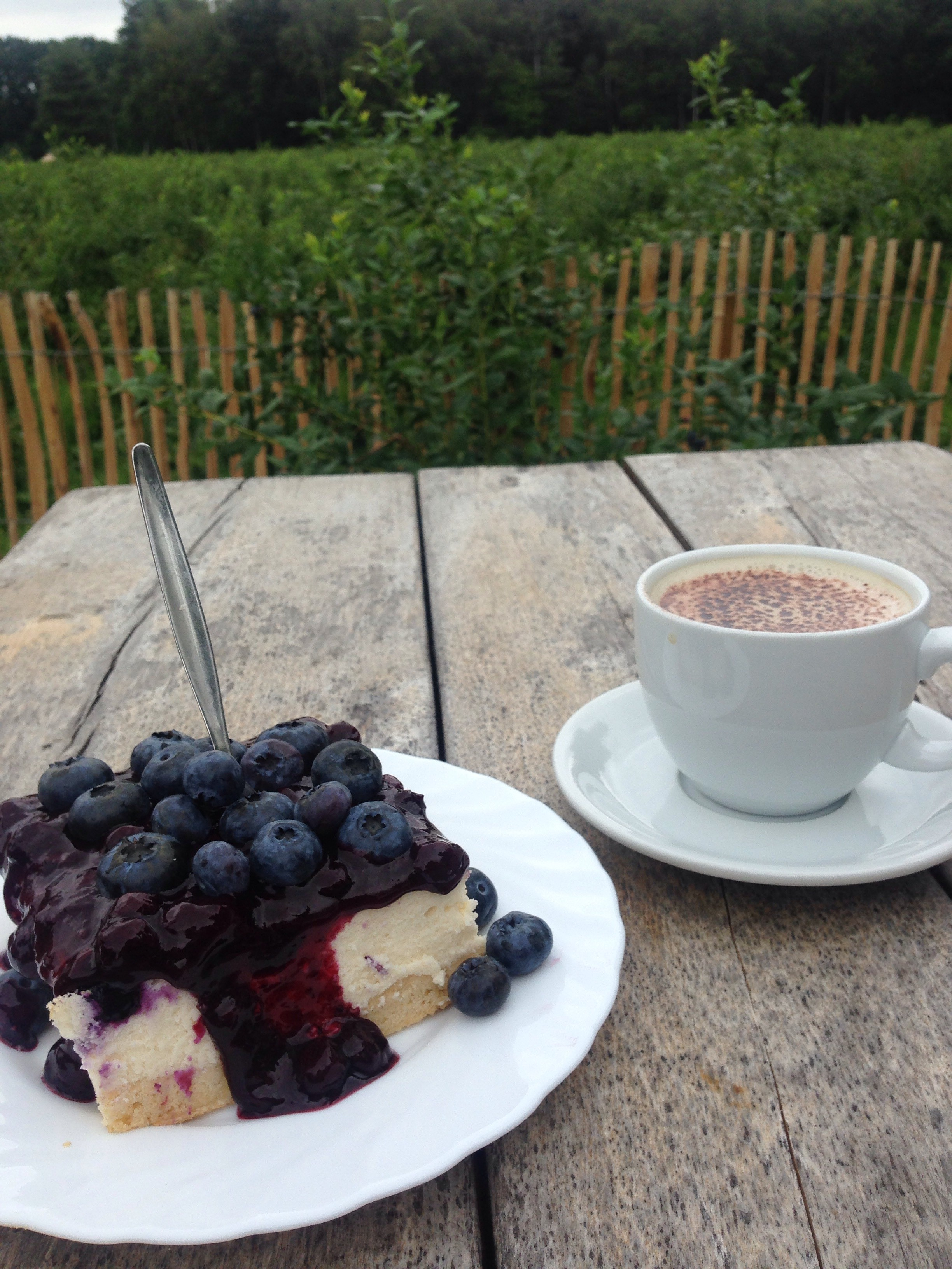 Bickbeernhof Café Herse