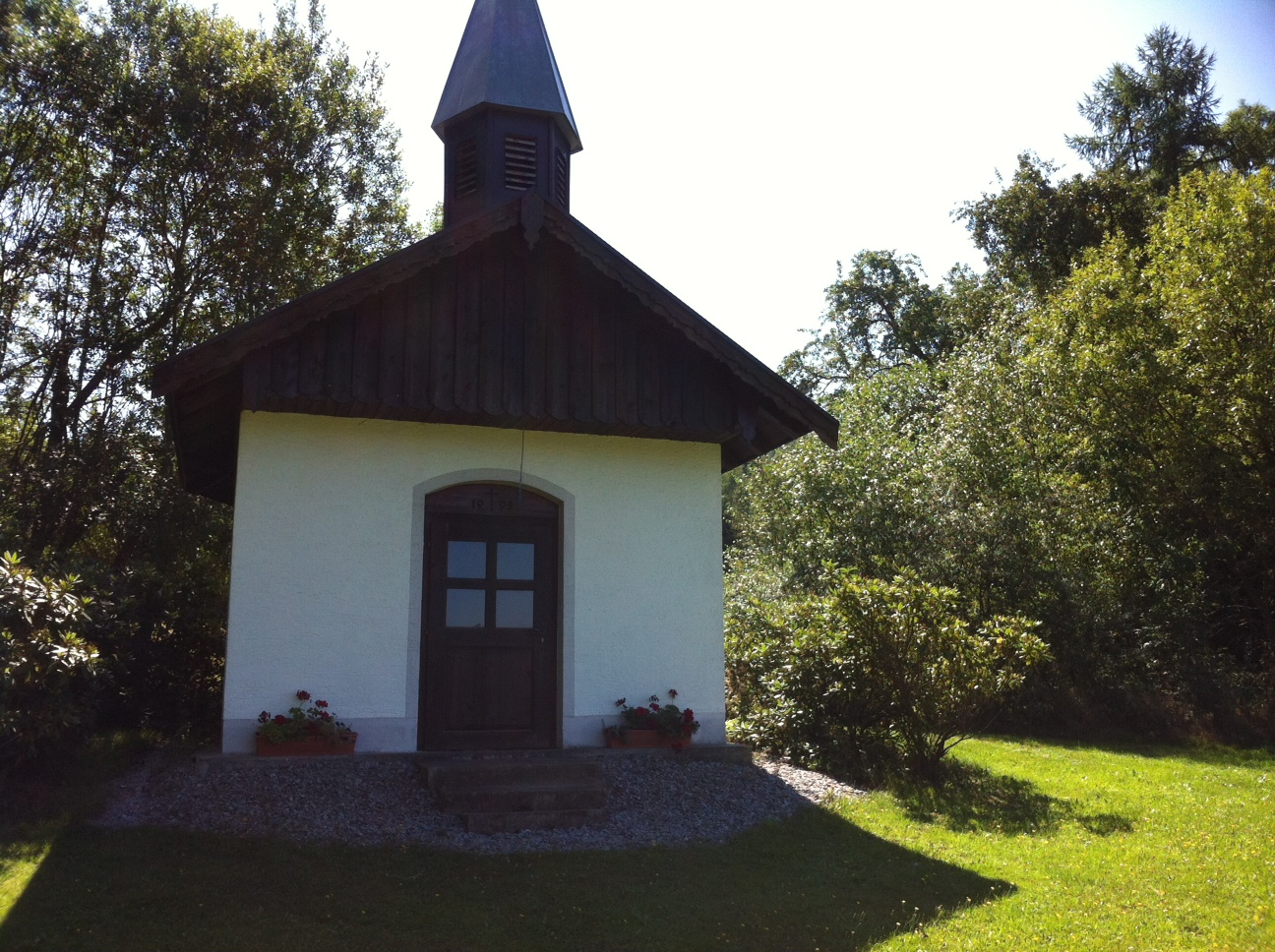 Kapelle bei Vorderöd