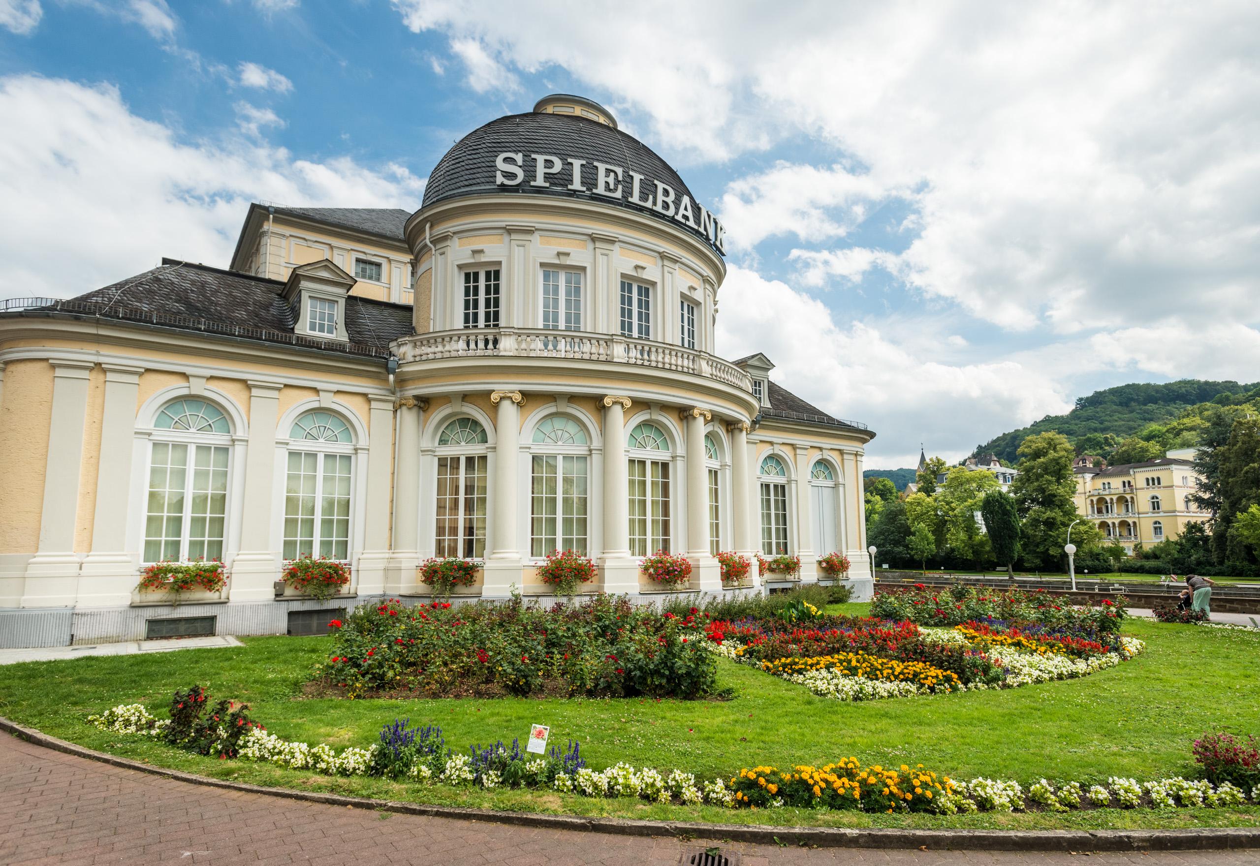 Älteste Spielbank Deutschlands