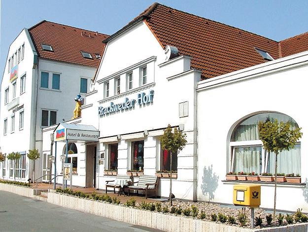 Außenansicht Hotel Brackweder Hof