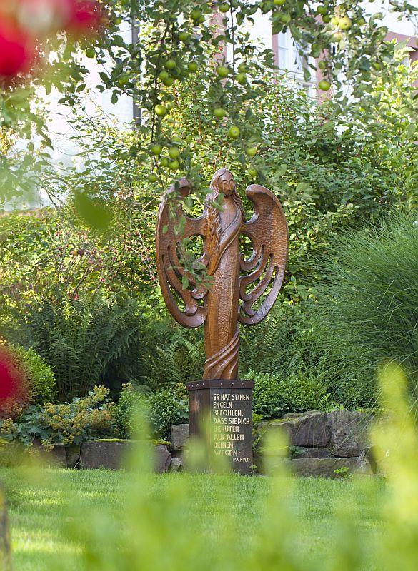 Lebensgarten Amelunxen Engel