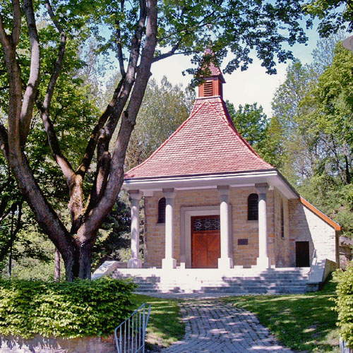 Kluskapelle in Ahden
