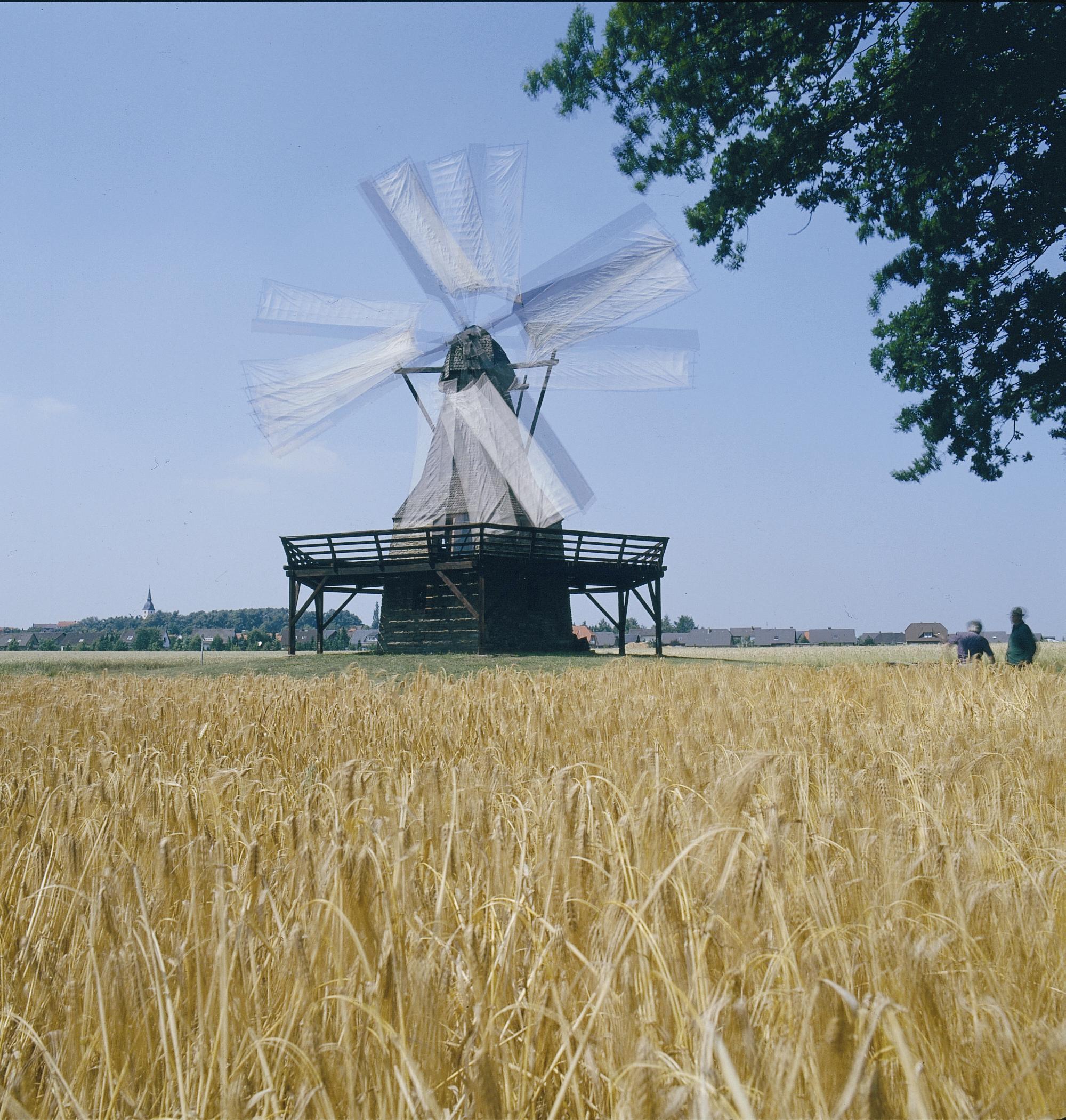 Kolthoffsche Windmühle Levern