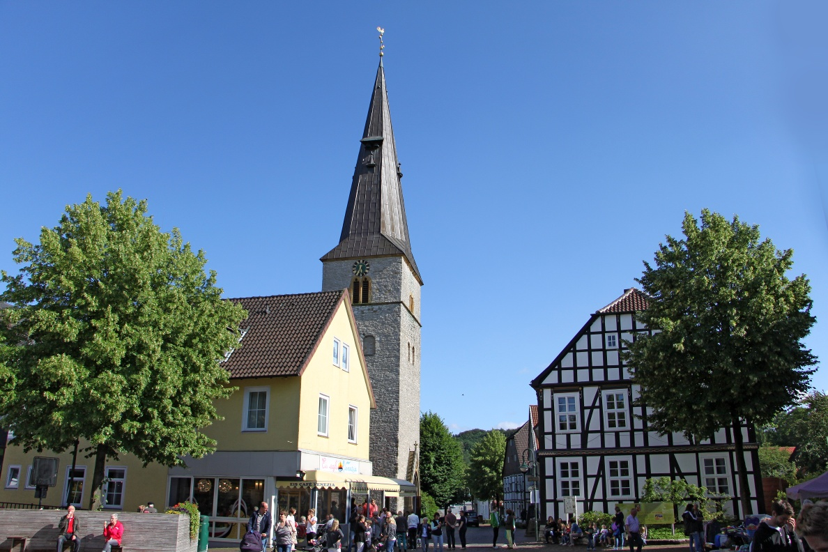 Innenstadt Werther (Westf.)
