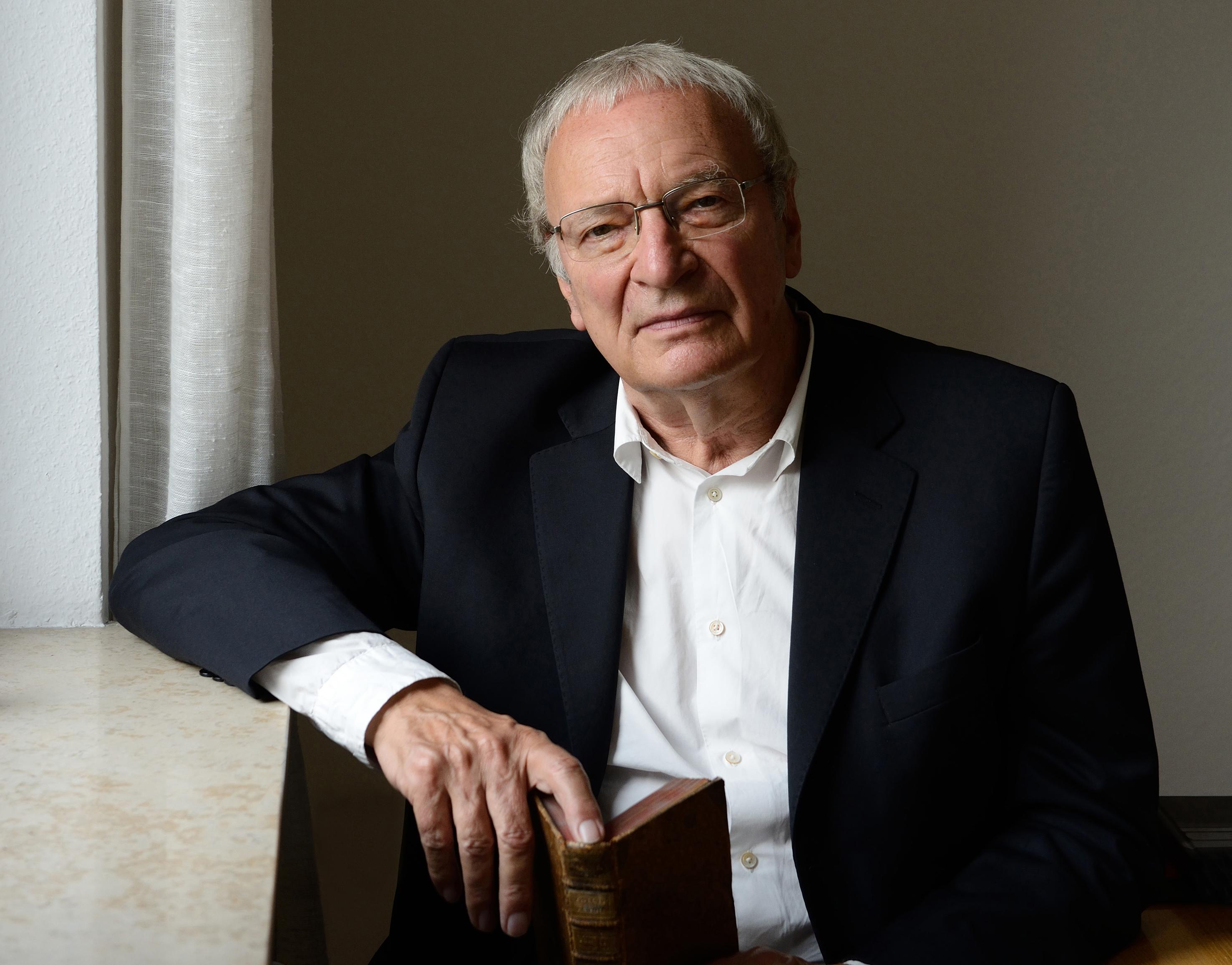 Uwe Timm, deutscher Schriftsteller
