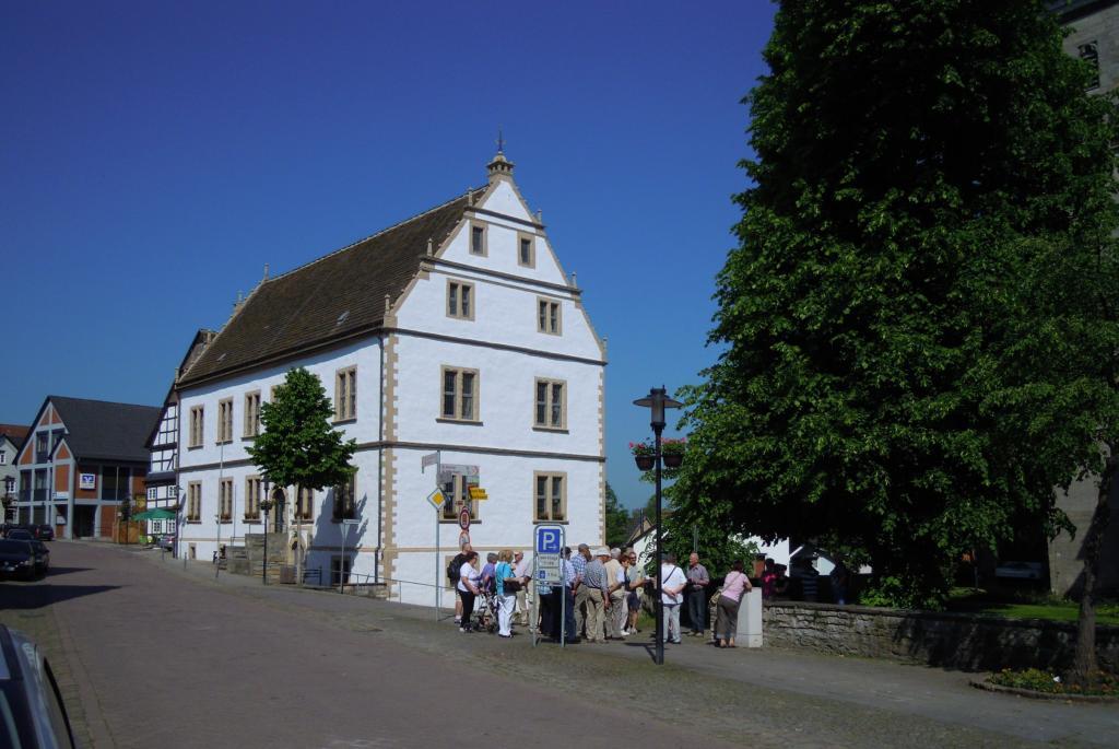 Rathaus in Nieheim